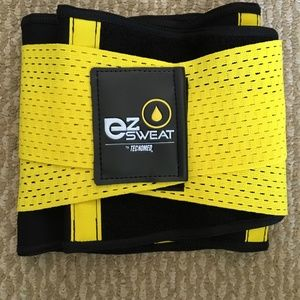 37254f3dd98 TECNOMED Intimates   Sleepwear - Ez Sweat Neoprene Waist Trainer Fitness  Gym Belt